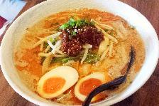 「味勲拉」の期間限定・担々麺を食 ...
